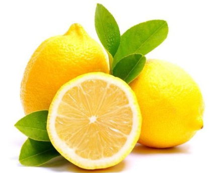 lemon - butt pimples remedy